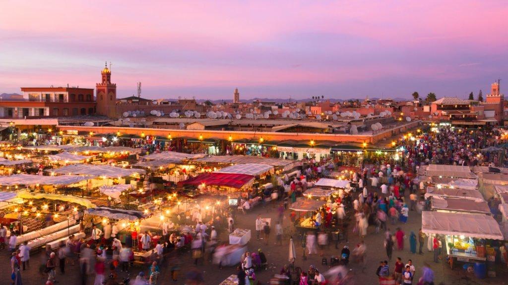 Marrakech_Jamma El Fna