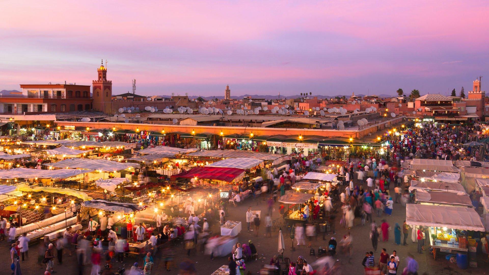 Marrakech_Jamma-El-Fna