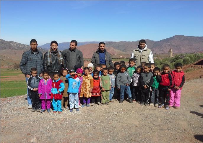 Charity Spotlight : Association Assafou